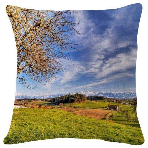 (Cruise Ship in Sydney - World- #48972 - Plush Cushion Covers Throw Pillowcases Super Soft Fashion Simple Decorative Pillowcases 18x18 inches)