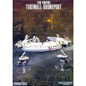 Tidewall Droneport 56-52 - Empire Tau - Warhammer 40,000