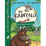 The Gruffalo Oversize 400 Sticker Stickers Activity Book