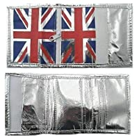 Thingimijigs Union Jack Novelty Wallet With Zip Coin section
