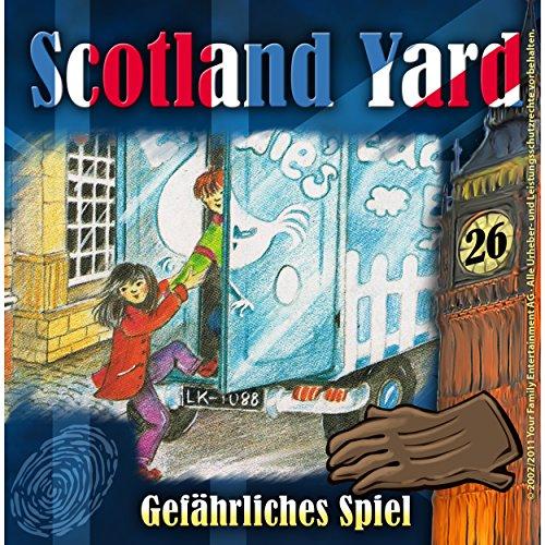 (Gefährliches Spiel: Scotland Yard 26)
