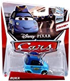 Disney / Pixar CARS Movie - RUKA CHASE CAR - AIRPORT ADVENTURE SERIES - 155 Die Cast Chase Car
