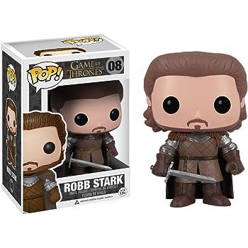 Funko - Figura Game Of Thrones - Rob Stark Pop 10 cm