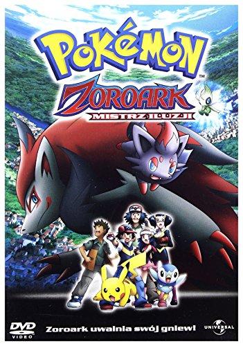 Pokemon Zoroark Master of Illusion [DVD] [Region 2] (IMPORT) (Keine deutsche Version) (Pokemon Pearl Version)