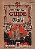 Vintage Travel York in Yorshire C1924250gsm lucido carta di arte A3riproduzione guide di poster
