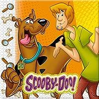 Partito Unico di Scooby Doo tovaglioli Pranzo (pacchetto di 20)