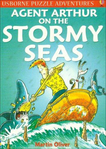 Agent Arthur on the Stormy Seas (Puzzle Adventures) - Usborne Adventures Puzzle