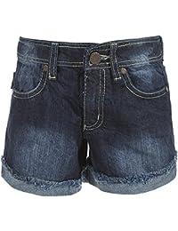 Trespass - Pantalones cortos vaqueros Modelo Catherine para niñas