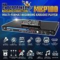 Mr Entertainer MKP100 CDG DVD MP3G Karaoke Machine Player. HDMI/Record/Rip/USB