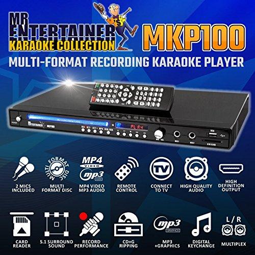 mr entertainer karaoke cds