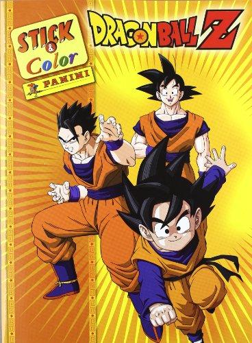 Panini Dragon Ball Z Stick and Color (Panini Z Dragon Ball)