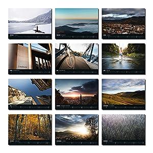 StadtBESTEN Wandkalender 2017 FREIBURG / 12 eindrucksvolle Aufnahmen aus Freiburg und Umgebung / 250g/m² schwerer Qualitätsdruck / 42 x 29,7 cm (DIN A3)