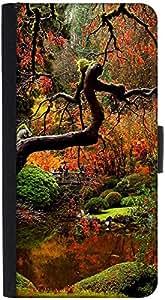 Snoogg Pound In Garden Designer Protective Phone Flip Back Case Cover For Xiaomi Redmi Note 3