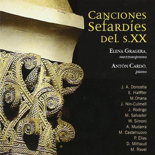 Chansons Sefarades Du XXe Siecle