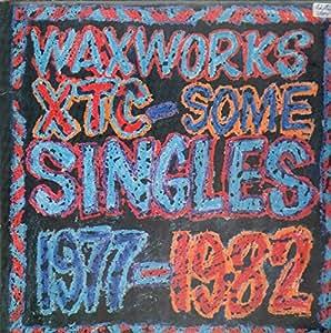 XTC - Waxworks: Some Singles 1977-1982 - Virgin - 302 153-406