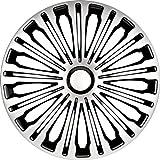 Radkappen Radzierblenden 4 Stück kompatibel mit Nissan 16 Zoll - 18169