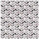 Tissu coton enduit scandinave - Beige - Largeur 160 cm- Longueur au choix par 50cm