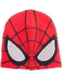 Marvel Comics Beanie Wollmütze: Spider-Man See-through Eyes (Kindergröße)