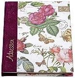 Adressbuch Rosen A6, 20tlg. Register