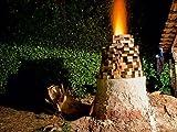 Holz befeuerten Ofen 1000 Teile Puzzle Quer