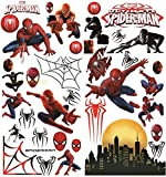 Spiderman Aufkleber | Wandtattoo für Kinder
