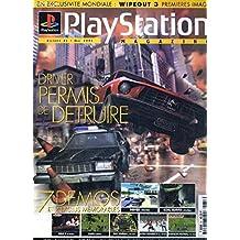 PLAYSTATION MAGAZINE - N°31 - MAI 1999 - DRIVER PERMIS DE DETRUIRE - 7 DEMOS ET 2 EXCLUS MEMORABLES - wipeout 3 est annoncé !, ses premieres images, ainsi que les jeux stars wars episode one et driver - v-rally 2, un des jeux + 1 CD DE DEMO INCLUS.