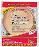 Josephs Low Carb Pita Bread 6 pack