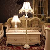 WEI Stehlampe Schlafzimmer Stehlampe Modern Fashion Stehlampe Zimmer Stehlampe Pastorale Stehlampe American Stehleuchte Beleuchtung