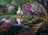 Buffalo Games Kim Norlien: Sanctuary - 1000 Piece Jigsaw Puzzle by Buffalo Games by Buffalo Games