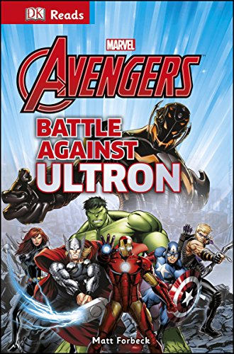 Battle against Ultron.