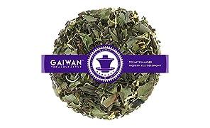 "Núm. 1205: Té blanco ""Pai Mu Tan de maracuyá"" - hojas sueltas - 100 g - GAIWAN® GERMANY - té blanco de China, caléndula"