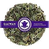 "Núm. 1205: Té blanco ""Pai Mu Tan de maracuyá"" - hojas sueltas - 250 g - GAIWAN® GERMANY - té blanco de China, caléndula"