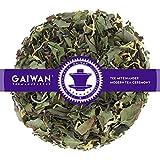 Núm. 1205: Té blanco 'Pai Mu Tan de maracuyá' - hojas sueltas - 100 g - GAIWAN® GERMANY - té blanco de China, caléndula