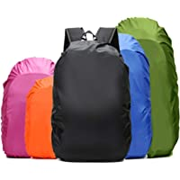 Frelaxy Waterproof Backpack Rain Cover, 15-90L Rucksack Covers for Hiking, Camping, Cycling