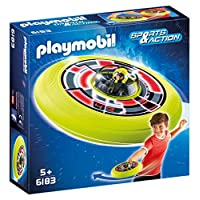 Playmobil 6183 Sports & Action Cosmic Flying Disk with Astronaut