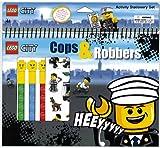 Lego LE087 - Set cartoleria, Poliziotti contro ladri