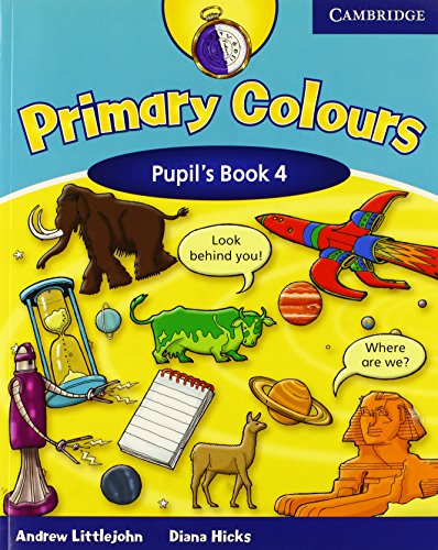 Primary Colours 4 Pupil's Book: Level 4