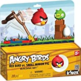 Angry Birds - T72600 - Jeu de Construction - Angry Birds Vs Small Minion Pig