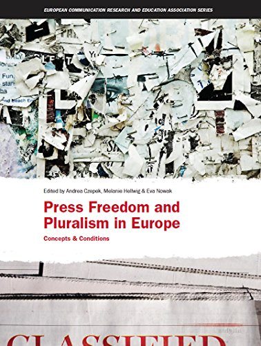 Press Freedom and Pluralism in Europe: Concepts and Conditions (ECREA) (English Edition)