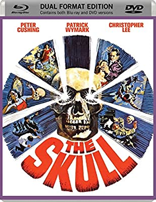 The Skull (1965) Dual Format (Blu-ray & DVD)