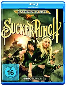 Sucker Punch (Kinofassung + Extended Cut) [Blu-ray] [2 DVDs]