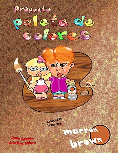 Proyecto Paleta de Colores marrón-brown por Juan Aragón Atencia