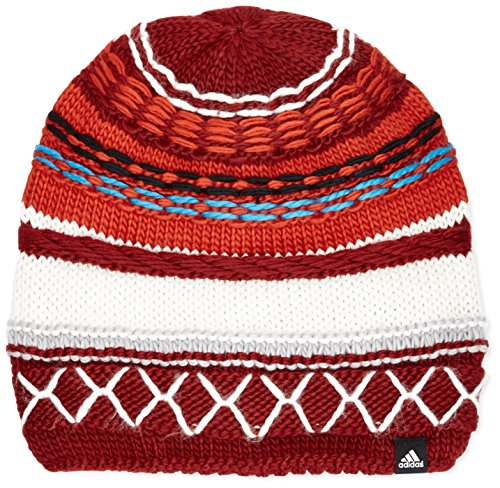 adidas Amiga Beanie Medium University Red/Dark Orange/Non-Dyed