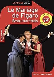 Le Mariage de Figaro: Comédie en cinq actes en prose