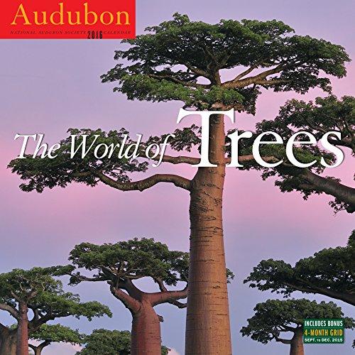 Audubon the World of Trees 2016 Calendar