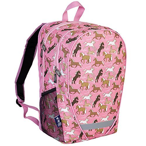wildkin-horses-in-pink-comfortpak-backpack-by-wildkin