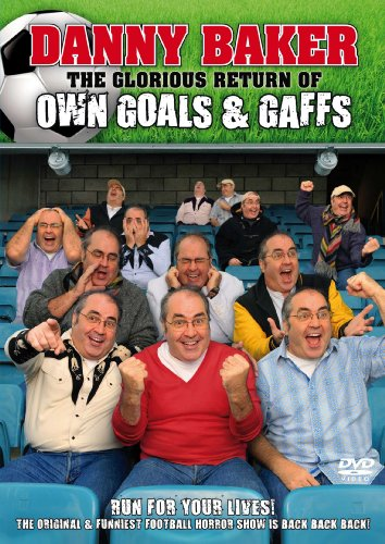 Danny Baker - The Glorious Return of Own Goals and Gaffes [UK Import]