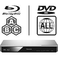 Panasonic DMP-BDT280EB Smart 3D 4K Upscaling ICOS Multi Region All Zone Code Free Blu-ray…