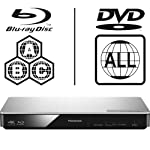 Panasonic DMP-BDT280EB Smart 3D 4K Upscaling ICOS Multi Region All Zone Code Free Blu-ray Player. Blu-ray zones A, B and...