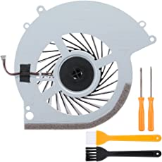 Zacro Replacement Internal Cooling Fan KSB0912HE for PS4 CUH-10XXA CUH-11XXA CUH-1115A 500GB + Tool Kit+ Cleaning brush